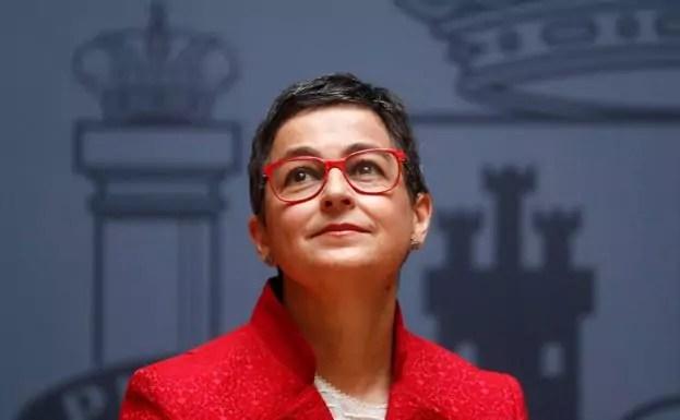 La ex ministra Arancha González Laya