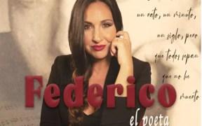 Cartel 'Federico, el poeta'