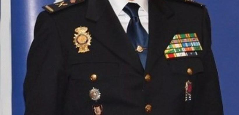 nuevo responsable de la Policía en Melilla