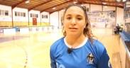 Sara Ruiz, jugadora melillense, cumplió su sueño de debutar en categoría nacional