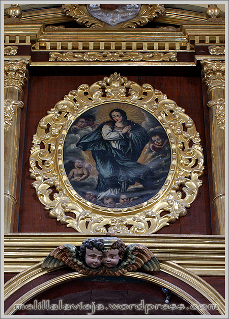 Altar Mayor de la Iglesia de la Concepción