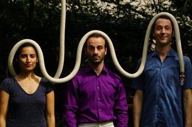 Angélique, Jules et Valentin