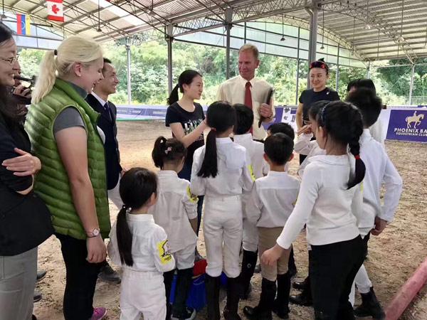 Coaching in China