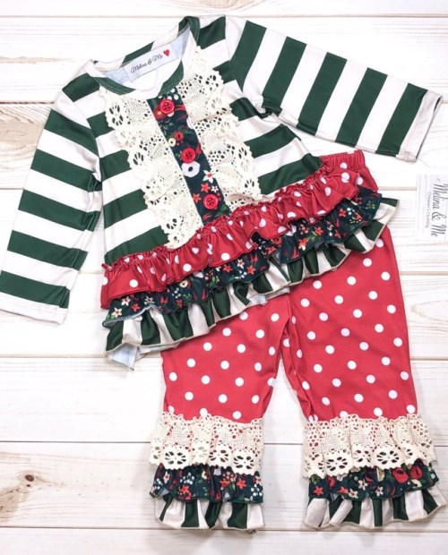Melina & Me - Winterberry Outfit