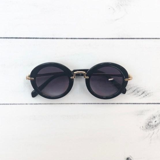 Melina & Me - Sunglasses (Black)