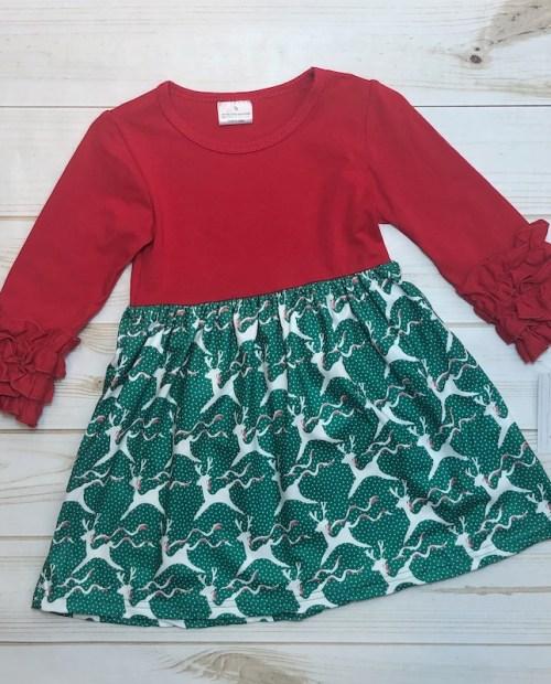 Melina & Me - Basic Christmas Dress
