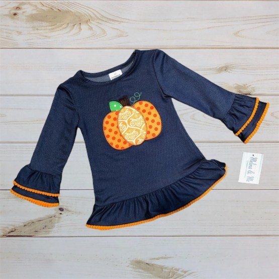 Melina & Me - Pretty Little Pumpkin Outfit (Top)