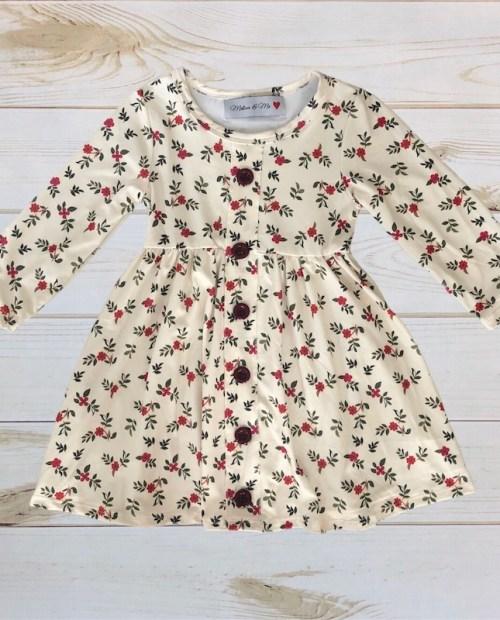 Melina & Me - Vintage Floral Dress
