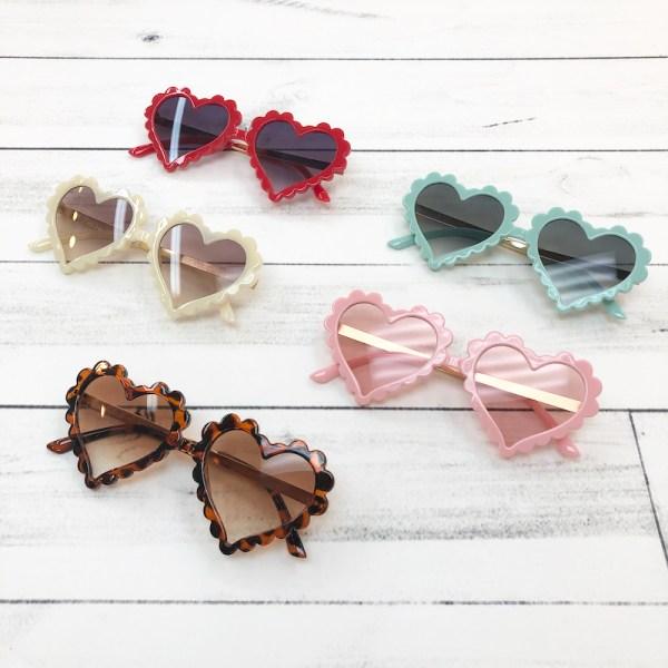 Heart Sunglasses