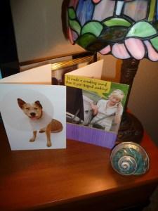 Shoiulder cards