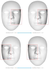 AR Kit cheeksquint