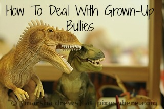 growm up bullies melindatodd