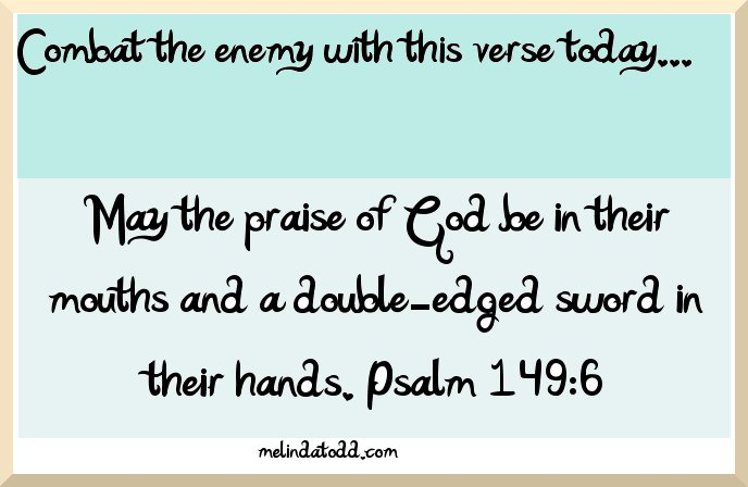 Psalm 149:6