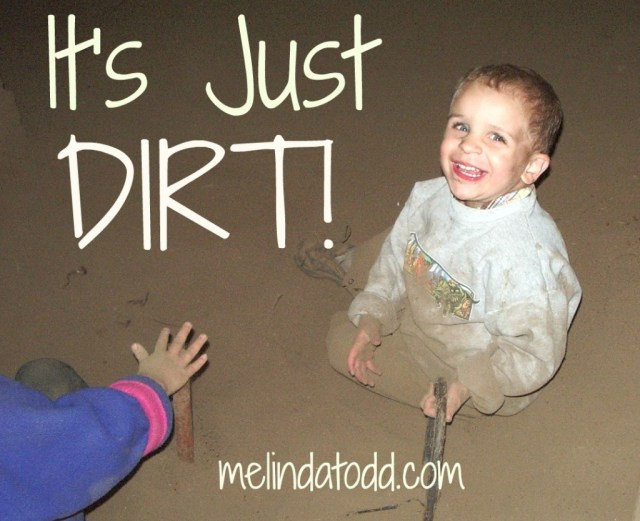 just dirt melindatodd
