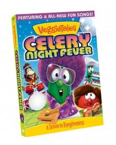 VeggieTales Celery Night Fever