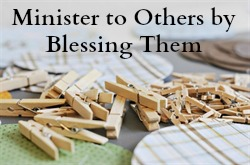 minister blessings