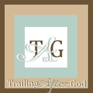 Trailing After God logo