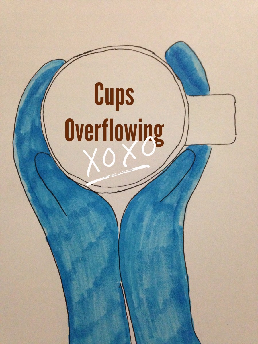 Cups Overflowing Supporting Missionaries