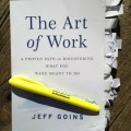 The Art Of Work Review and Giveaway