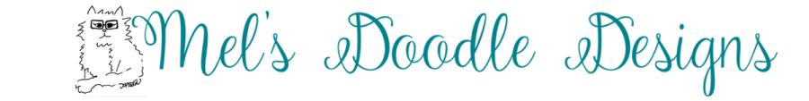 Mel's Doodle Designs Header