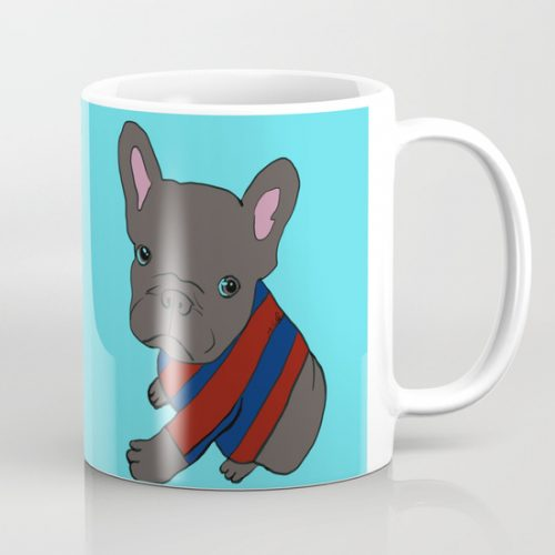 French Bull Dog Coffee Mug