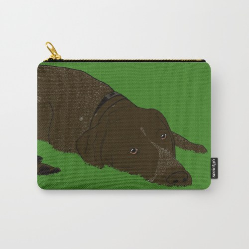 German Shorthaired Pointer Carry All Pouch