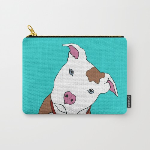 Pit Bull Carry All Pouch