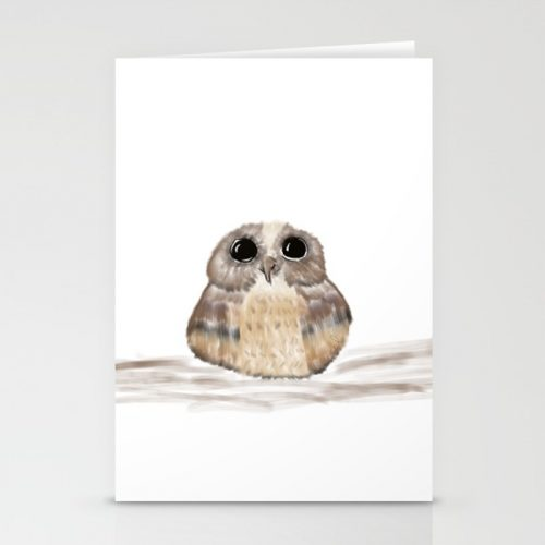 Sweet owl Cards