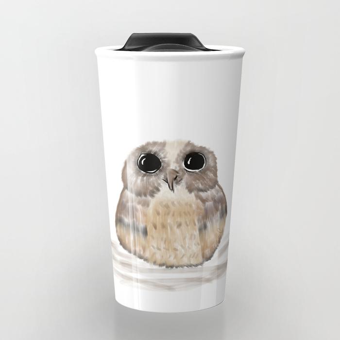 Sweet Owl Travel Mug