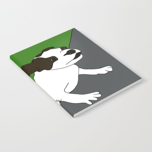 Annie The Boston Terrier Journal