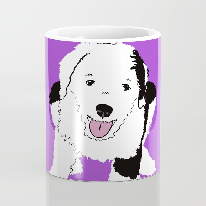 Gypsy The Sheepadoodle Coffee Mug