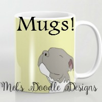 Mugs by Melinda Todd