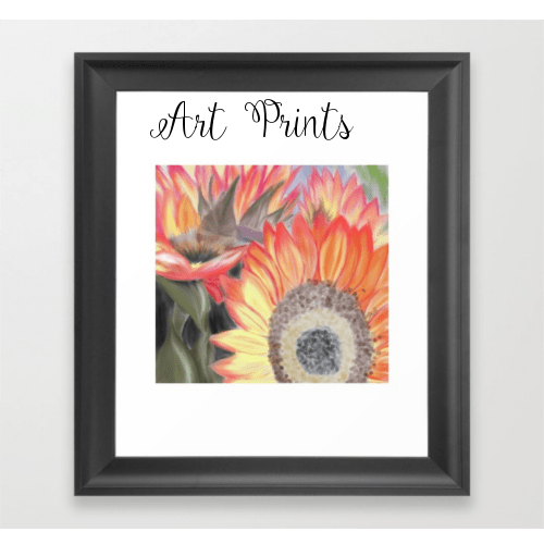 Art Prints by Mel's Doodle Designs