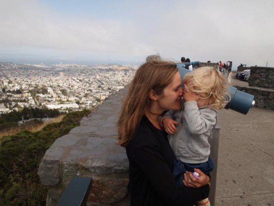 Twin Peaks lookout