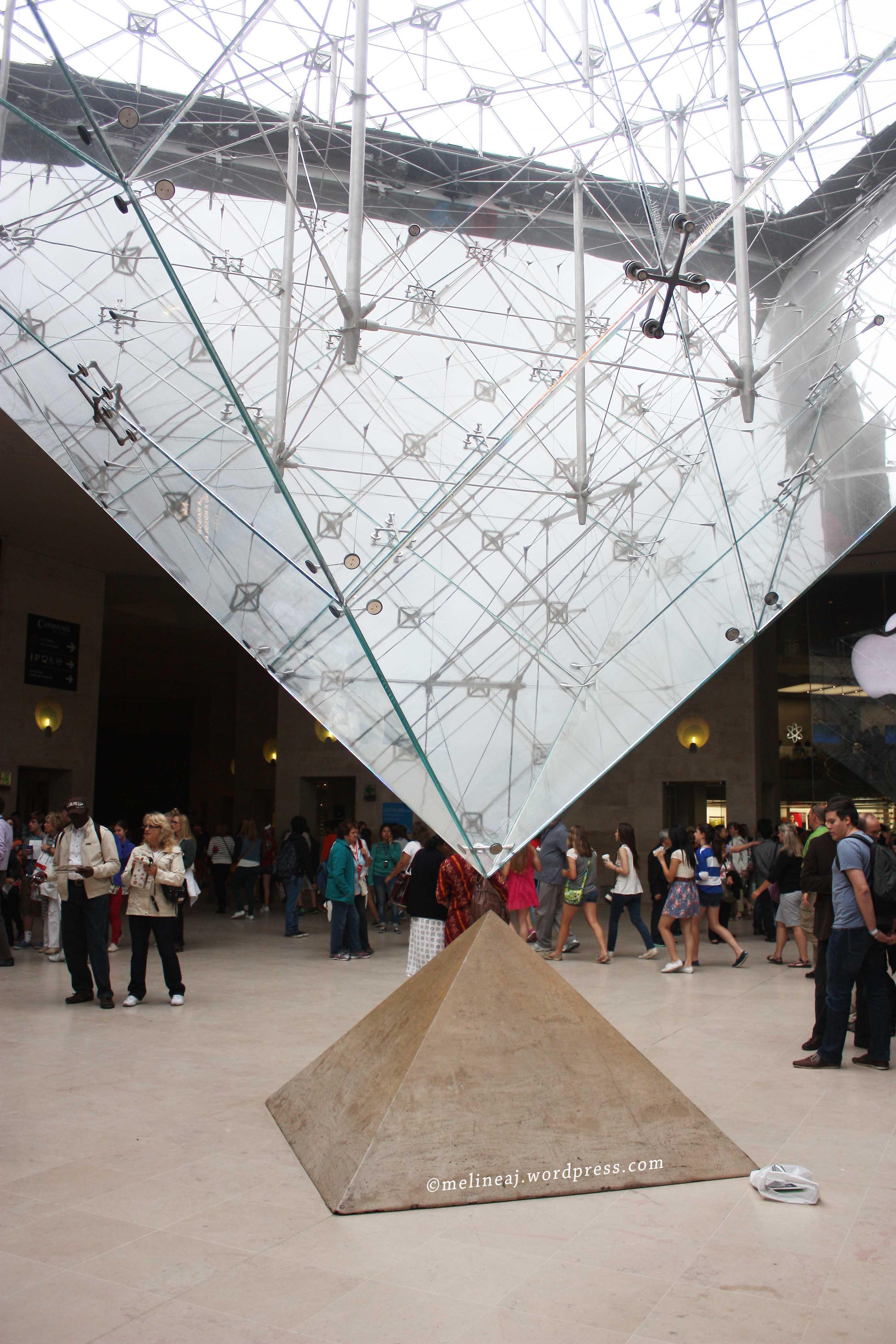 Paris Day 2 Louvre Museum Notre Dame Sainte Chapelle