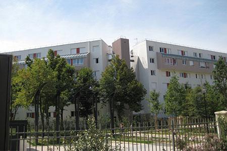 Résidence Promenade Maxime Gorki - Sartrouville