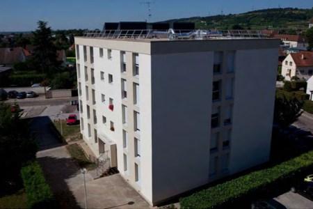 Résidence SCIC Bourgogne - Nuit Saint Georges