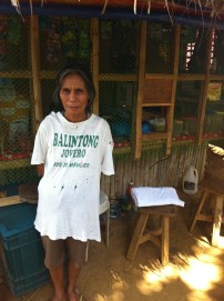 Women of Botongon lose their livelihoods after Typhoon Yolanda