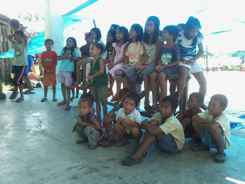 The kids of Sawa were so beautiful