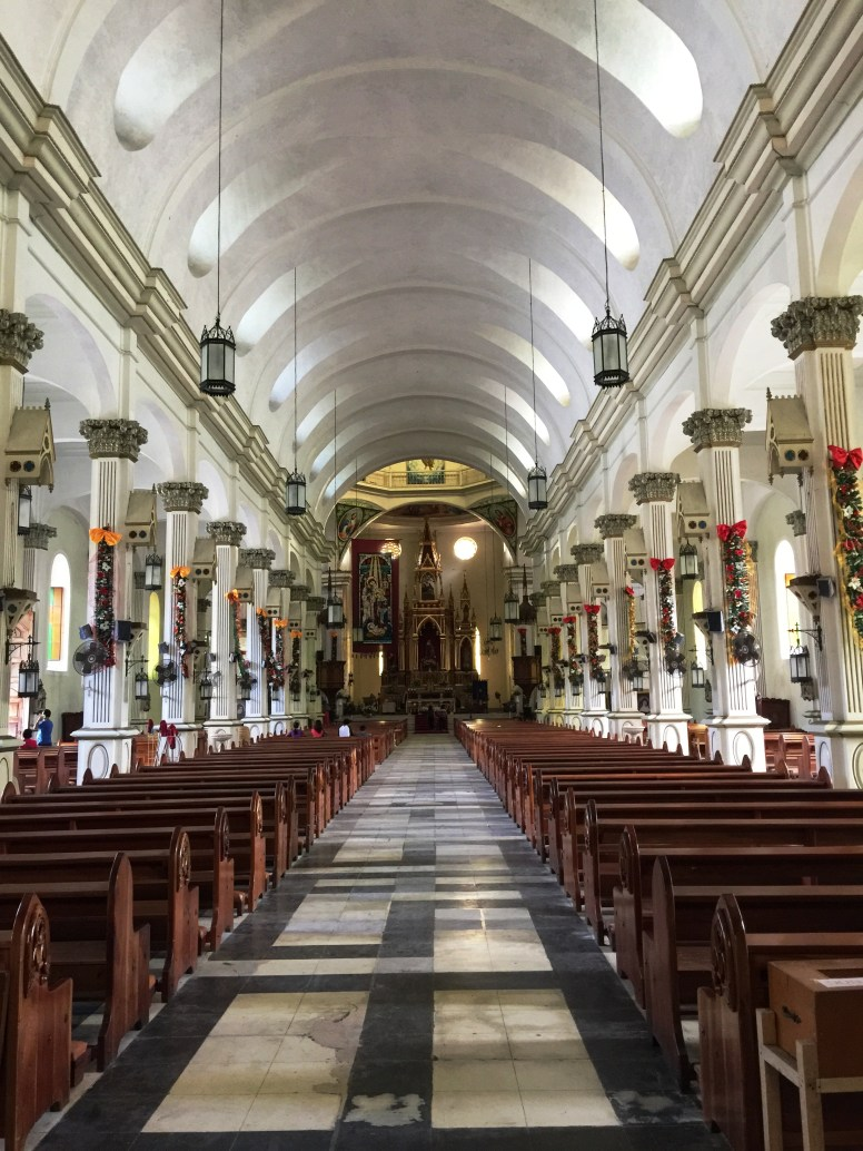 Church of Molo, Iloilo City.