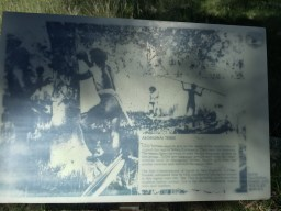 interpretive signage aboriginal peoples