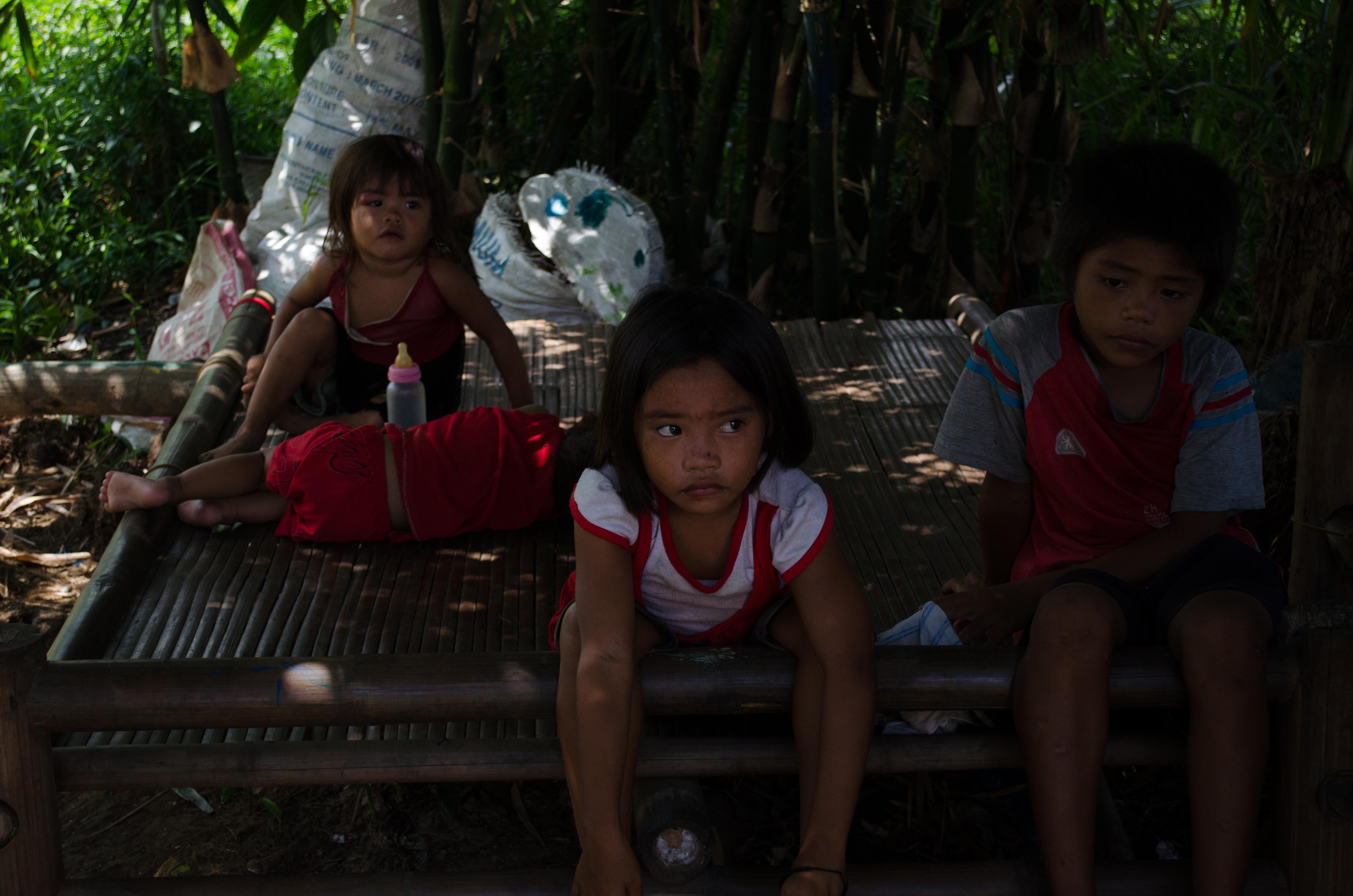 impoverished kids