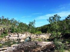 upstream blencoe creek