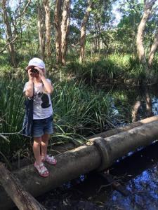 rosalie at the black rock swamp