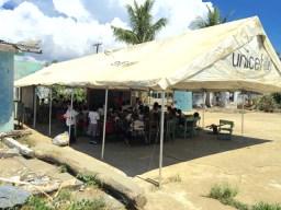 the grade 2 tent