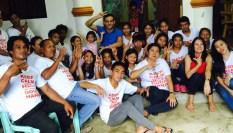 Volunteers of Sara