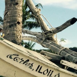 abandoned boats carles philippines