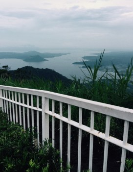 tagaytay and the volcano