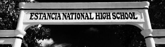estancia national high school (banner)