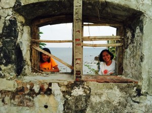 madz and madz in the old lighthouse